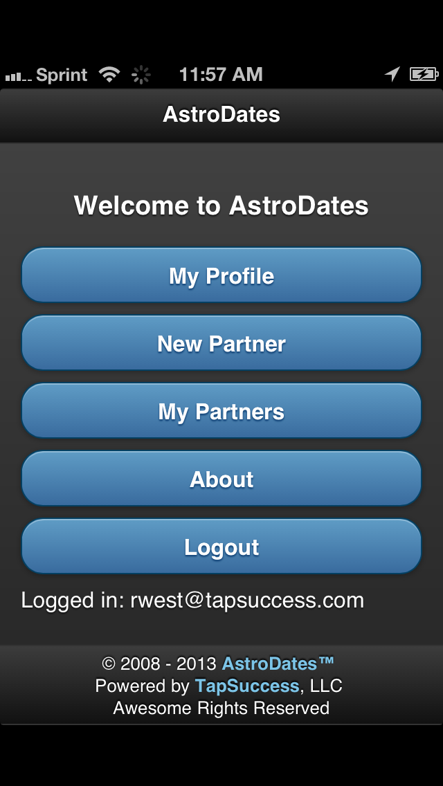 AstroDates: Everyone is just right for someone, AstroDates helps you find that someone.